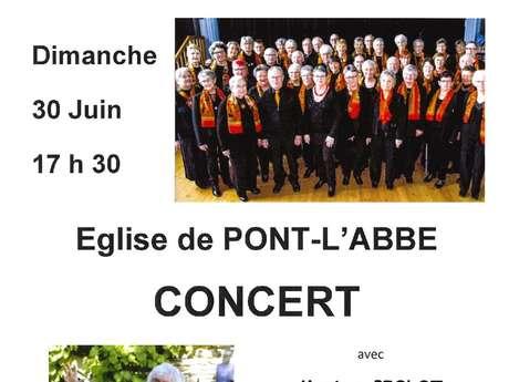 Concert - Chorale Tud Ar Vro