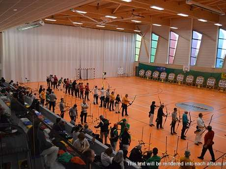 Championnat départemental de tir à l'arc