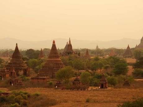 Film documentaire de voyage - Birmanie - Nicaragua - La magie du Myanmar - ANNULÉ