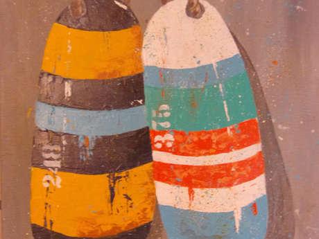 Exposition peinture, sculpture - Syvie Bernigaud et Françoise Le Faou