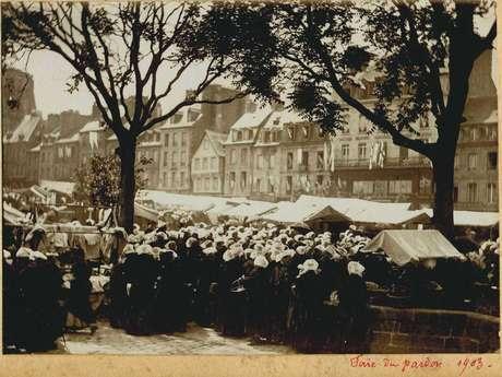"""Exposition : """"Joseph Le Monnier (1866-1921) Guingamp - Avaugour et Penthièvre"""""""