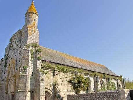 Ouverture de l'église Sainte-Thumette