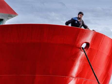 Exposition dans le cadre du Festival Photo L'Homme et la Mer. Espace Noroît