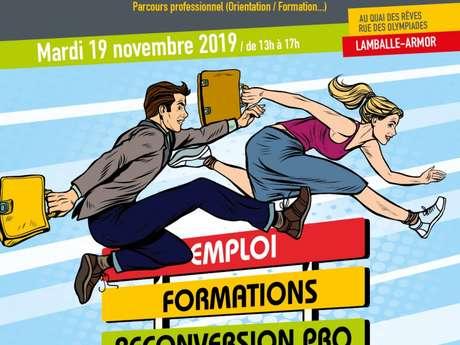 Forum collectif, entreprises, territoire et métiers