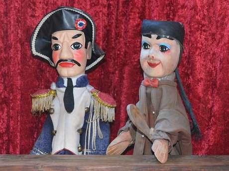 Théâtre Guignol : le monde des marionnettes