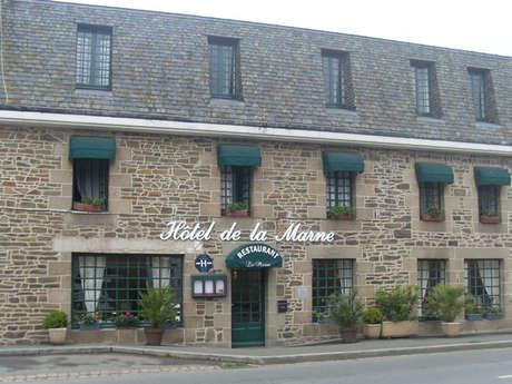 Hôtel - Restaurant de la Marne