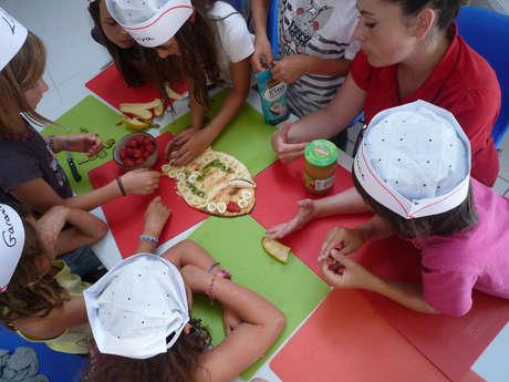 Atelier de cuisine mini-chefs 3/6 ans