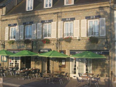 Hôtel - restaurant de Bretagne