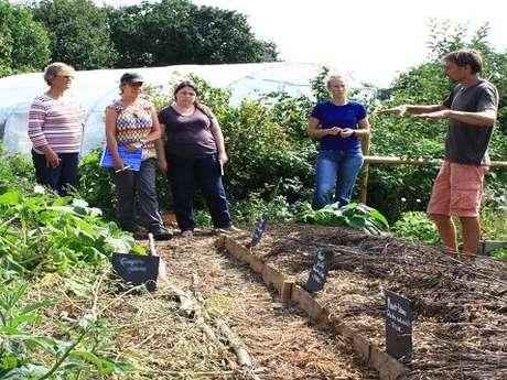 La permaculture au jardin - Journée