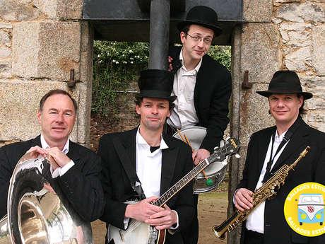 Ballades Estivales - Lulu Jazz Band