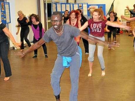 Stage de danse afro contemporaine et traditionnelle