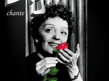 Léa, seule avec Piaf !