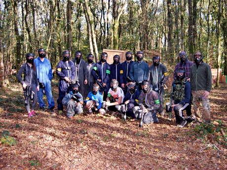 Paintball - Association stratégie Camouflage Louargat