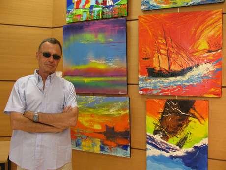 Patrick Guivarc'h - Artiste peintre