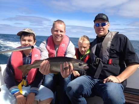 Pêche Evasion - en mer ou du bord