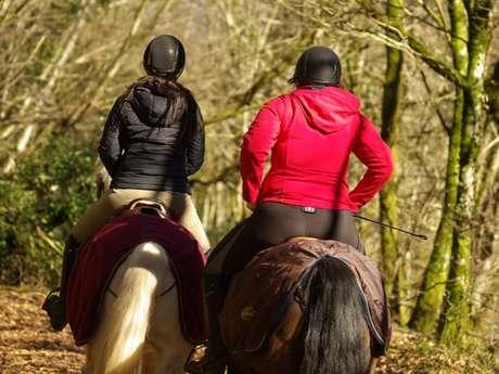 Rando nature à cheval