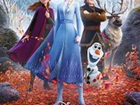 """"""" La Reine des neiges 2 """"au cinéma La Belle Equipe"""
