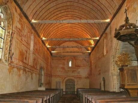 Visite guidée l'Eglise St Gobrien de Morieux