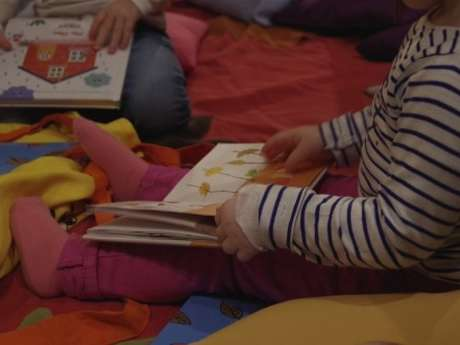 Samedi des petites histoires musicales - ANNULÉ