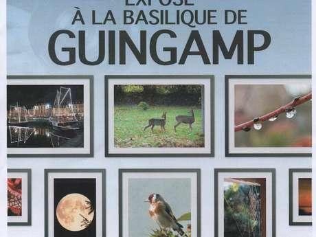 Expo Photos Basilique de Guingamp