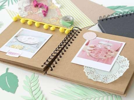 Atelier scrapbooking - Spécial Fête des mères et des pères