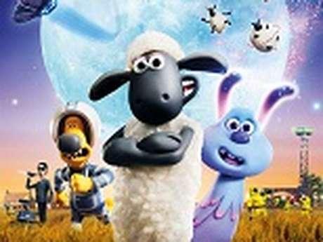 """"""" Shaun le mouton Le Film : la ferme contre attaque """"au cinéma La Belle Equipe"""