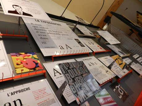 Exposition : Typogr4phi3 des Etablissements Bollec