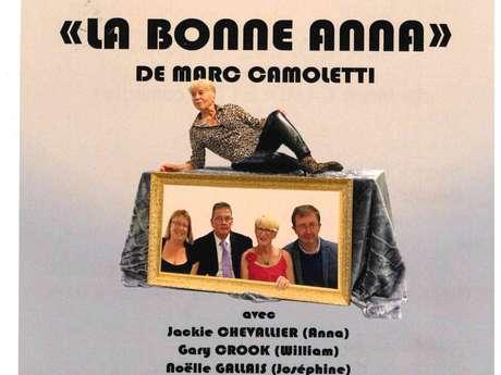 """Théâtre """"La Bonne Anna"""""""