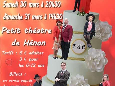 """Théâtre - """"Véro veut se marier"""""""