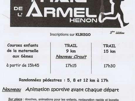 Trail de l'Armel