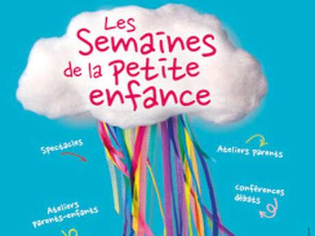 Semaines de la petite enfance - Animation bébé bouquine - ANNULÉ