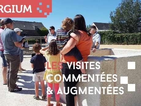 Vorgium : visite commentée et augmentée !