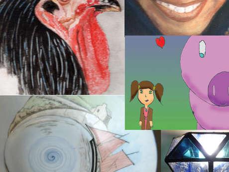 Exposition - Salon Art et Artisanat