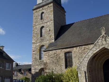 Visite Guidée de l'Église de Plurien