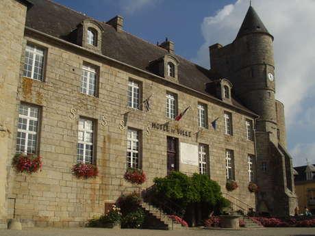 Visite du château avec Serge Duigou