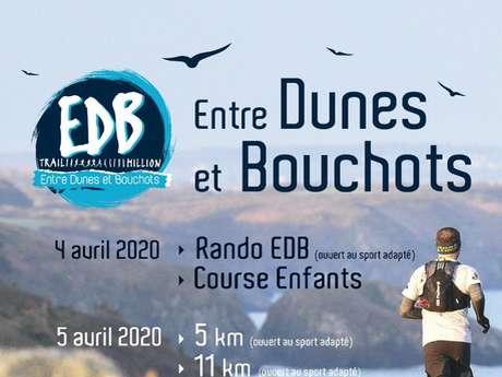 Trail entre dunes et bouchots - ANNULÉ