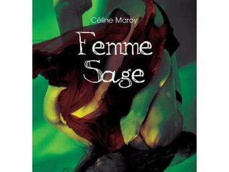 Céline Maroy en dédicace à la librairie Mots et Images