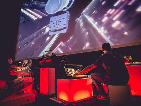 Cinéma musique : Rick le Cube et les mystères du temps