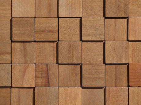 Atelier déco à théme : panneau décoratif en bois