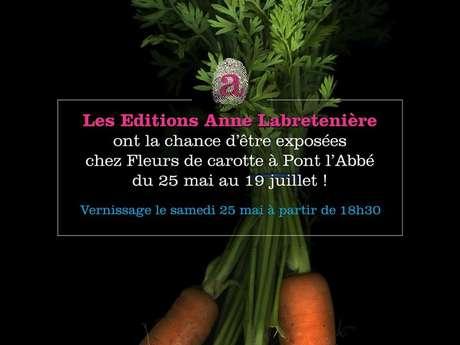 Exposition - Les Editions Anne Labretenière