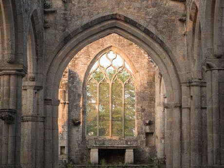 Découverte commentée - Eglise de Lambour