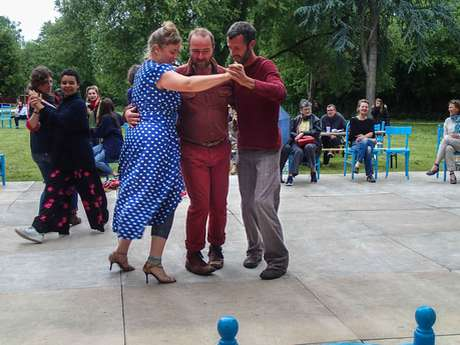 Ateliers Tango sensoriel