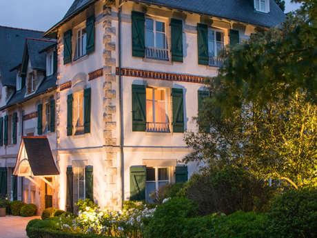 Hôtel - Restaurant Villa Tri Men