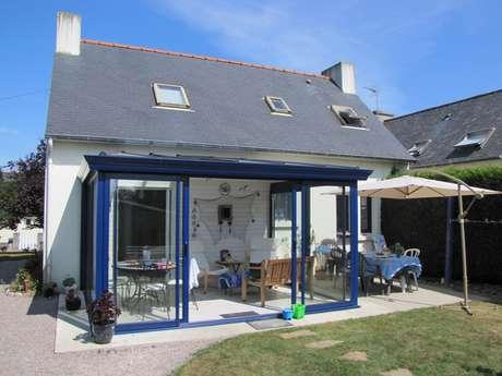 Maison indépendante à proximité du centre et de la mer