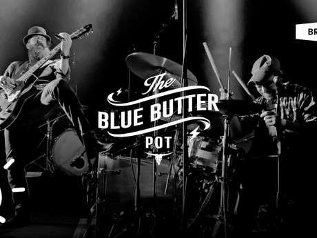Boulevard des musiques - The blue butter pot