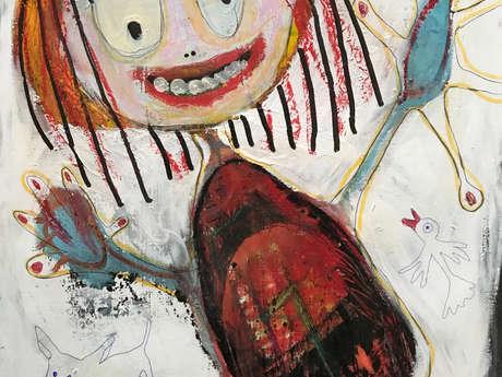 Exposition : Caroline Crozat