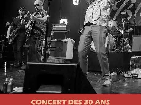 Concert des 30 ans des Doo the Doo
