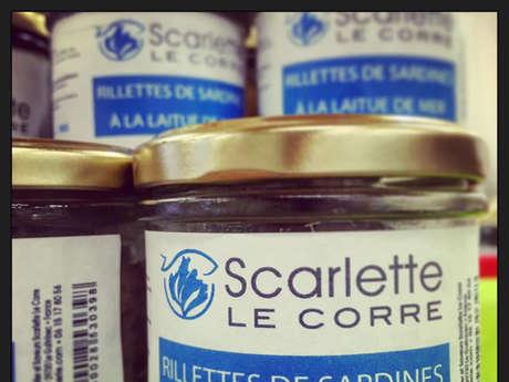 Boutique de Scarlette Le Corre