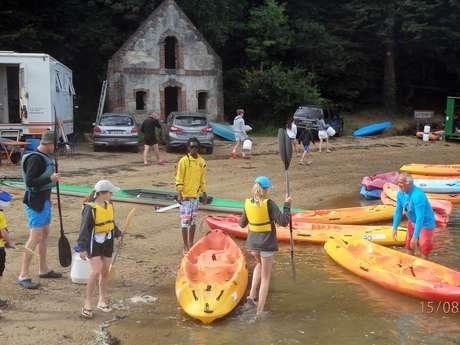 Les Trois Grenouilles : L'Odet en kayak pour tous