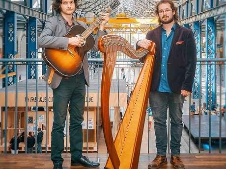 Concert - Musique classique - Kévin Le Pennec et Arthur Manuel
